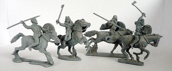 Germanische Kavallerie (angreifend)