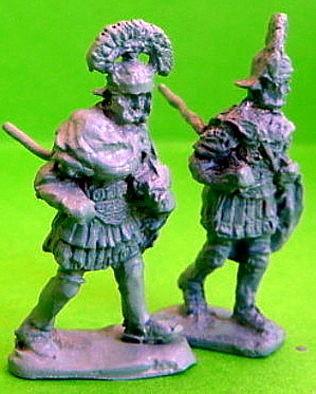 Römische Centurionen (marschierend)