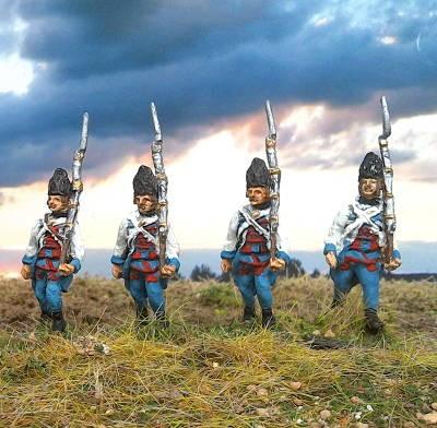 Österreich Ungarische Grenadiere (1740 - 1763)