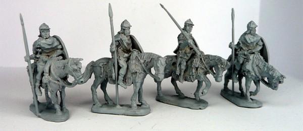 Römischer Auxiliar-Kavallerie (abwartend)