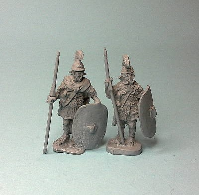 ! - 2 AD: Prätorianer Garde (mit Helmbusch)