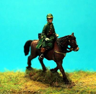 1. Kammerdiener Napoleon's - Louis Constant Wairy (1805 - 1815)