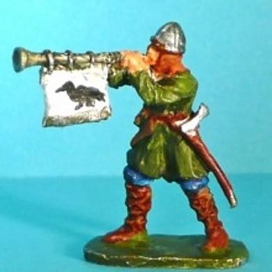 Normannischer Trompeter (Mittelalter)