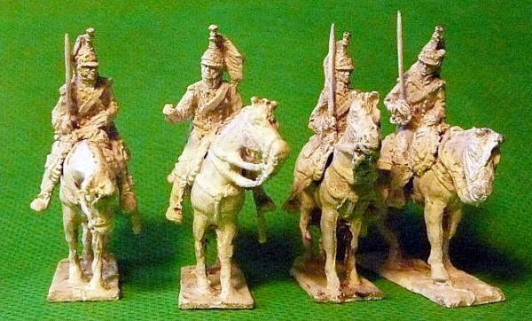 Französische Dragoner der Linie (1813 - 1815)