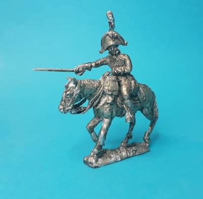 1806 - 1807: Preußischer Offizier (28 mm)