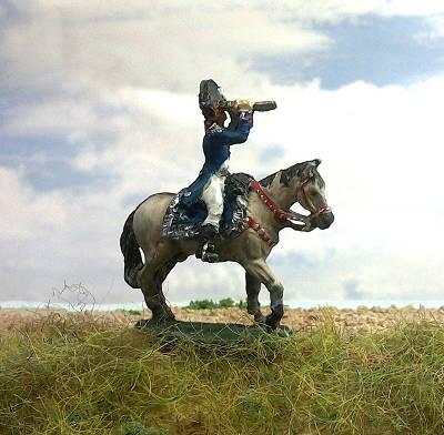 Polnischer Brigadegeneral im Sortut (1810 - 1813)