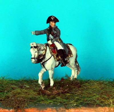Napoleon zu Pferd (1805 - 1815)