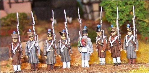 Französische Linieninfanterie (1808 - 1815)