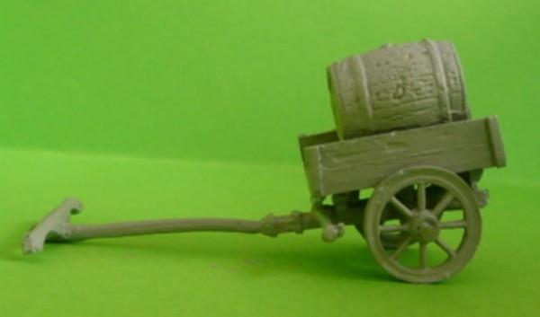 Römischer Bagagewagen (einachsig)