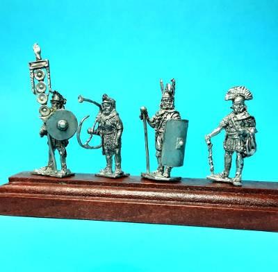 Römische Legionäre - Command Set (Hand)