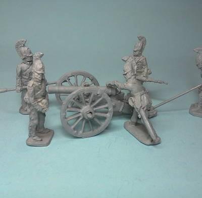 Russische reitende Linienartillerie (1808 - 1815)