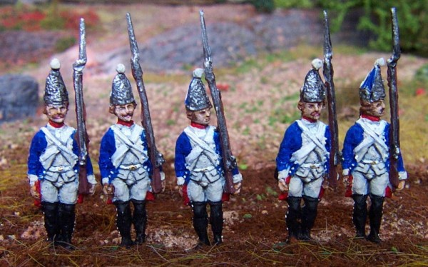 Preußische Grenadiere