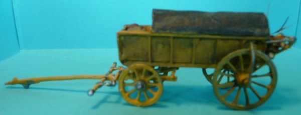 Österreichischer Großer Munitionswagen (1773 - 1815)