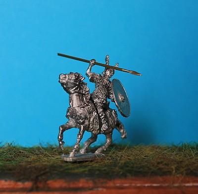 Römische Soldaten - Hippika Gymnasia - Speerwerfer