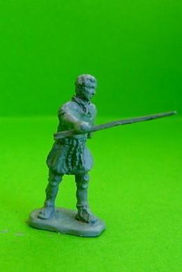 Römischer Centurio (in Tunika, ohne Helm)