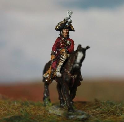Joachim Murat - französischer kaiserlicher Marschall