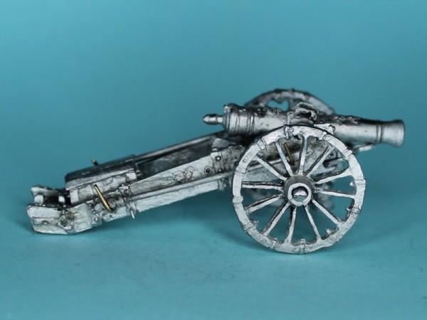 Österreichische 12-Pfund-Kanone (Lichtensteinisches Feldgeschütz - 1753 - 1813)