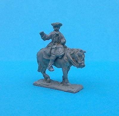 Französischer Bataillonskommandeur