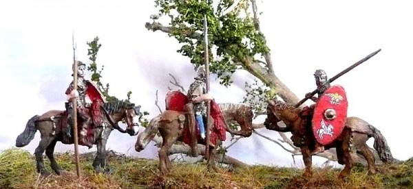 Römische Auxiliar-Kavallerie
