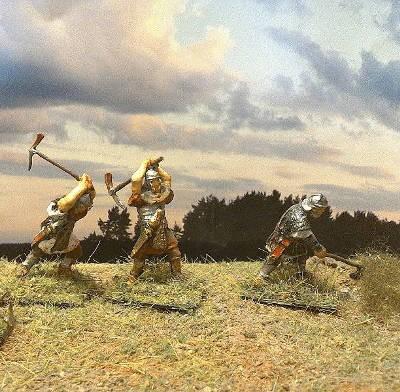 Römische Pioniere (2 AD)