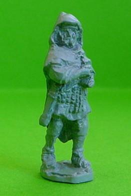 Römischer Standartenträger (mit Paenula)