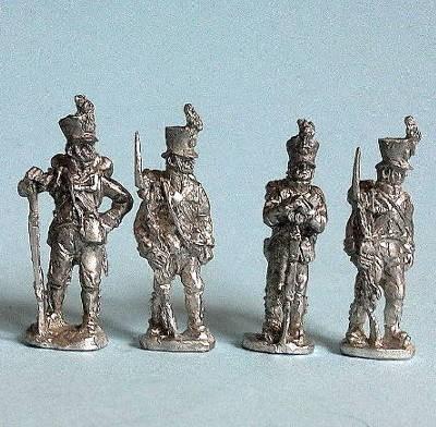 Deutsch-Österreichische Infanterie (1809 - 1815)