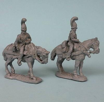 1805 - 1807: Russische reitende Garde-Artillerie