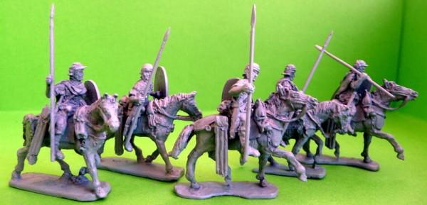 Römische Auxiliar-Kavallerie (trabend)