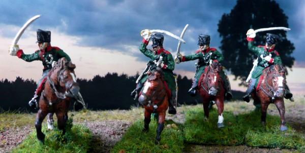 Preußische Reitende Jäger - Mannschaften (1813 - 1815)