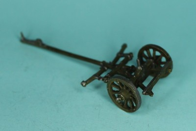Französische Protze für die 4-Pfund-Kanone (1765 - 1815)