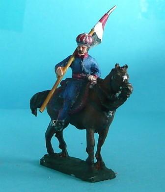 Krakuse zu Pferd(1814)
