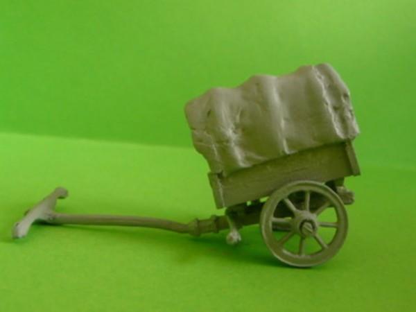 Römischer Bagagewagen