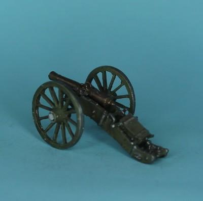 Französische 4-Pfund-Kanone (Gribeauval-System)