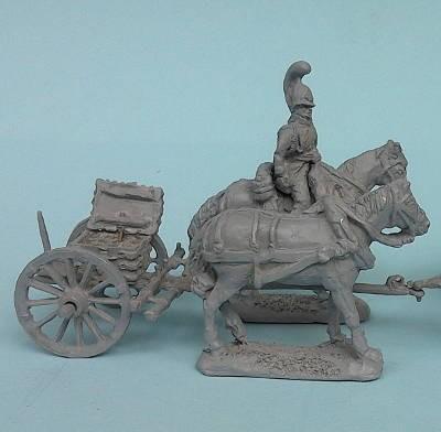 Russische reitende Garde-Artillerie (1805 - 1807)