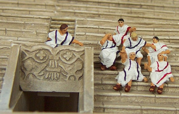 Römische Senatoren
