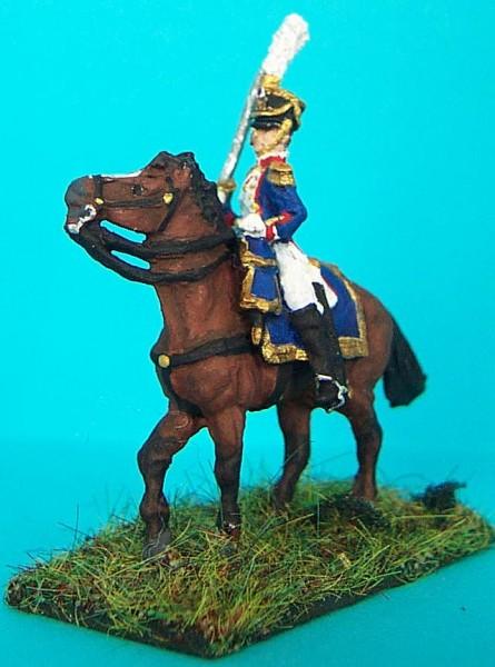 Französischer Füsilier-Offizier (1807 - 1814)