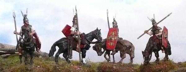Römische Kavallerie - Prätorianergarde