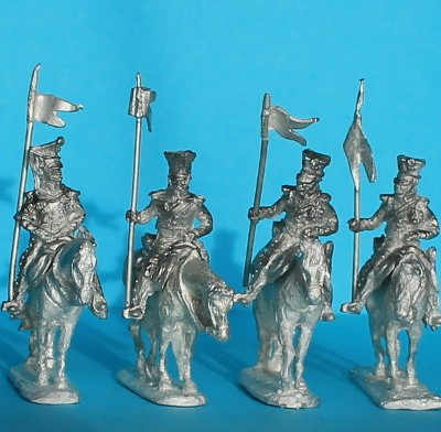 Preußische Ulanen - 3. Schlesisches Landwehr-Kavallerie-Rgt.(1812 - 1815)