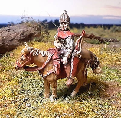1 - 2 AD: Römische Auxiliar-Kavallerie - Bogenschütze