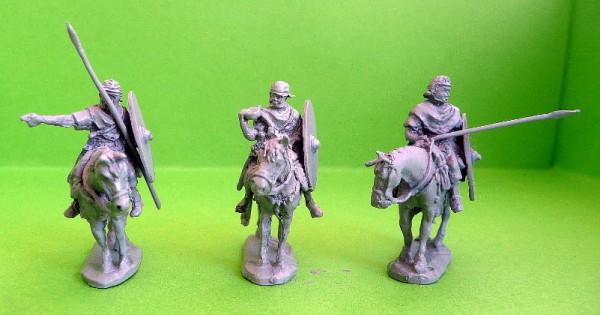 Römische Auxiliar-Kavallerie (rastend)